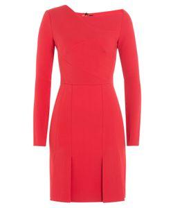 Roland Mouret | Crepe Dress Gr. 8
