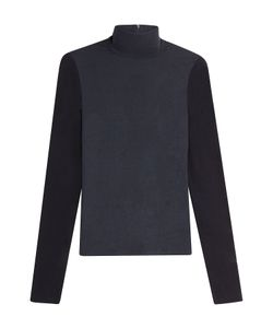 Donna Karan New York | Turtleneck With Wool Gr. Xs