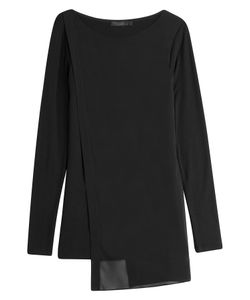 Donna Karan New York | Asymmetric Top With Wool Gr. L