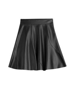 Bailey 44 | Faux Leather Skirt Gr. 8