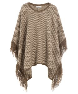 Closed | Knit Cape With Alpaca Gr. S/M