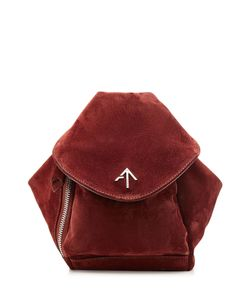 Manu Atelier | Suede Backpack Gr. One