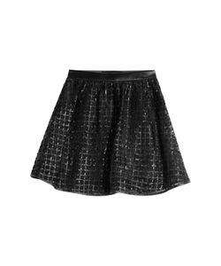 Karl Lagerfeld | Flared Mini Skirt Gr. 38
