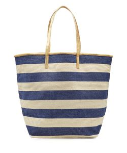Star Mela | Striped Canvas Tote Gr. One Size