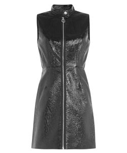 Marc by Marc Jacobs | Faux Leather Dress Gr. 6