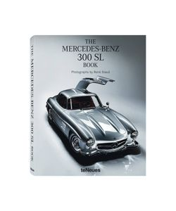 TeNeues | The Mercedes-Benz 300 Sl Book By René Staud Gr. One Size