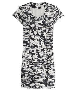 Kenzo | Textured Silk Dress Gr. Fr 36