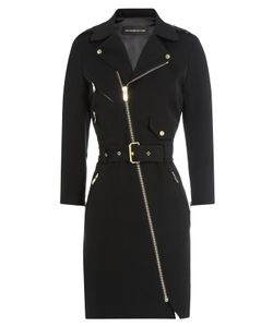 Alexandre Vauthier | Biker-Style Dress Gr. 38