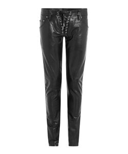 Dsquared2 | Leather Pants Gr. 48