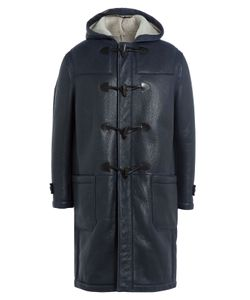 Joseph | Leather Duffle Coat Gr. M