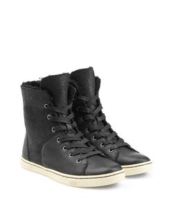UGG Australia | Craft Leather Sneakers With Sheepskin Gr. 5