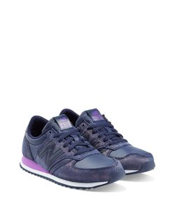 New Balance | Suede And Mesh Sneakers Gr. 55