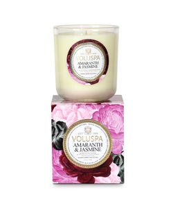 Voluspa | Classic Maison Amaranth And Jasmine Wax Candle Gr. One Size