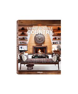 TeNeues | Living In Style Country By Andreas Von Einsiedel Gr. One Size