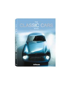 TeNeues | The Classic Cars Book By René Staud Gr. One Size