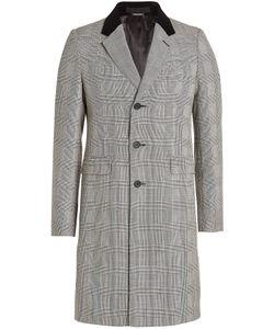Alexander McQueen | Virgin Wool Prince Of Wales Coat Gr. Eu 52