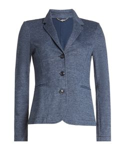 Woolrich | Blazer With Cotton And Linen Gr. L