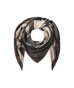 Faliero Sarti   Scarf With Cashmere And Silk Gr. One Size