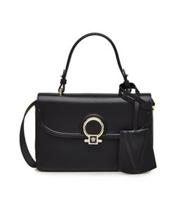 Versace | New Dv1 Small Leather Tote Gr. One Size