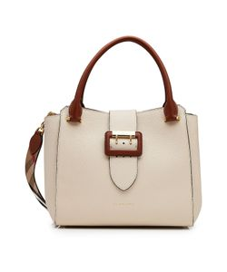 Burberry | Leather Tote With Buckle Detail Gr. One Size