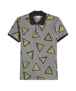 Kenzo | Printed Cotton Polo Shirt Gr. S