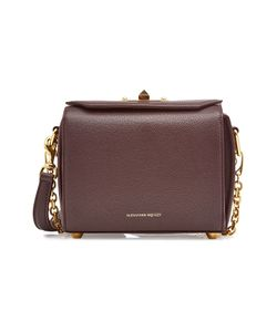 Alexander McQueen | Leather Box Bag 19 Gr. One Size
