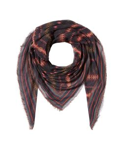 Faliero Sarti   Printed Scarf With Cashmere Gr. One Size