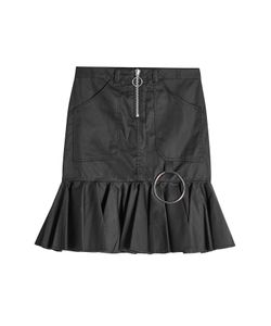 Marques Almeida   Fluted Skirt With Cotton Gr. Uk 10