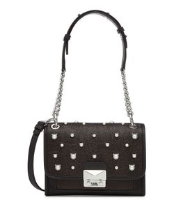 Karl Lagerfeld | Cat Pearl Mini Handbag With Leather Gr. One Size