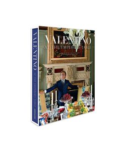 Assouline | Valentino At The Emperors Table Book By André Leon Talley Gr. One Size