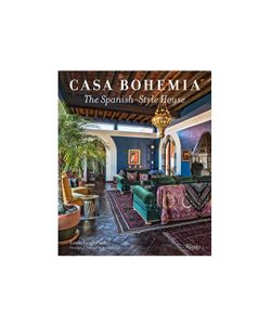 Rizzoli | Casa Bohemia Book By Linda Leigh Paul Gr. One Size