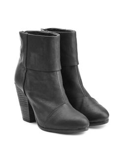 Rag & Bone | Classic Newbury Leather Ankle Boots Gr. 36