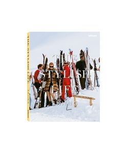 TeNeues | The Stylish Life Skiing Book By Gabriella Le Breton Gr. One Size