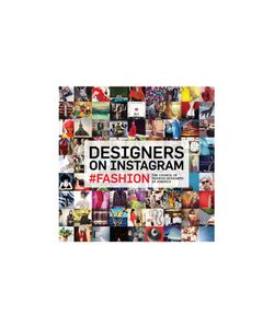 Abrams | Designers On Instagram Fashion Book By Cfda Gr. One Size