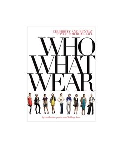 Abrams | Who What Wear Book By Hillary Kerr And Katherine Power Gr. One Size