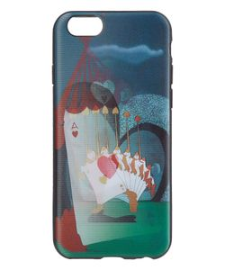 Marc by Marc Jacobs x Disney | Alice Printed Case For Iphone 6 Gr. One Size