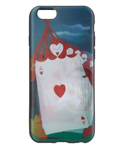Marc by Marc Jacobs x Disney | Playing Cards Printed Case For Iphone 6 Gr. One Size