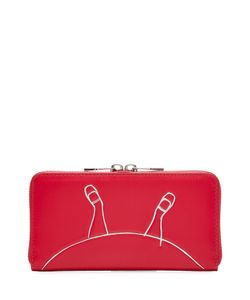 Marc by Marc Jacobs x Disney | Alice Zip Around Leather Wallet Gr. One Size