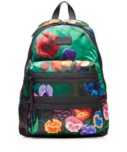 Marc by Marc Jacobs x Disney | Garden Printed Fabric Backpack Gr. One Size