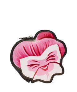 Marc by Marc Jacobs x Disney | Garden Flower Leather Coin Purse Gr. One Size
