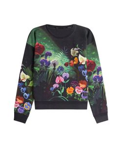 Marc by Marc Jacobs x Disney | Garden Printed Cotton Sweatshirt Gr. M