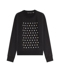 Marc by Marc Jacobs x Disney | Googley Eye Embellished Cotton Sweatshirt Gr. M
