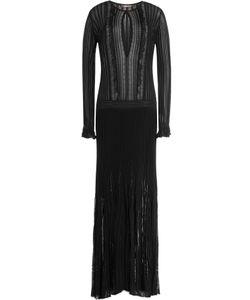 Roberto Cavalli | Knit Maxi Dress Gr. 42