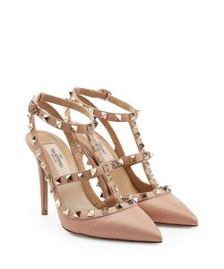Valentino | Leather Rockstud Pumps Gr. 36