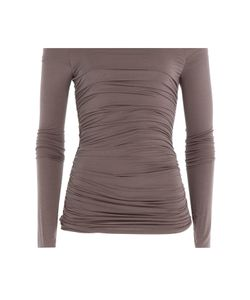 Bailey 44 | Draped Jersey Top With Bardot Shoulders Gr. S