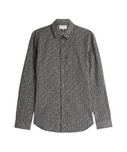 Maison Margiela | Printed Cotton Shirt Gr. 48