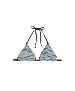 La Perla | Printed Triangle Bikini Top Gr. 40