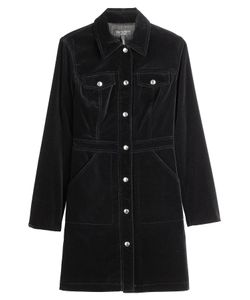 Rag & Bone | Velvet Shirt Dress Gr. 8