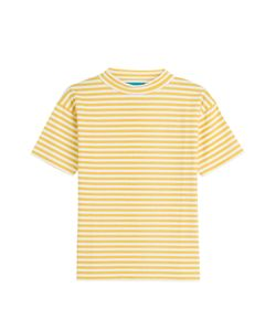Mih Jeans | Striped Cotton T-Shirt Gr. S