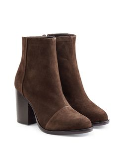 Rag & Bone | Ashby Suede Ankle Boots Gr. 38